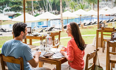 Anantara _ Peace _ Haven _ Tangalle _ Resort _ Journeys _ Restaurant