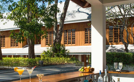 AVANI _ Luang _ Prabang _ Pool _ Side _ Bar