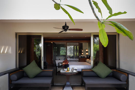 Alila Diwa Goa - Family Terrace Room