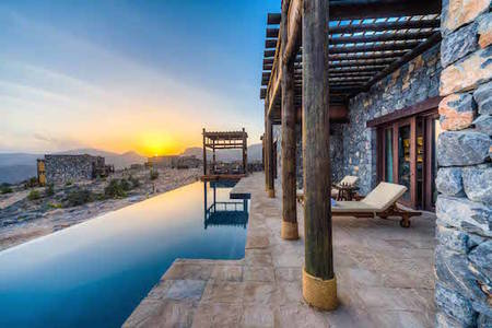 Alila Jabal Akhdar -Jabal Poolvilla mit privatem Pool01