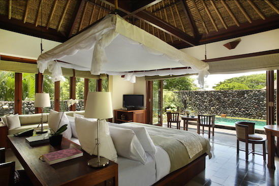 Alila Ubud - Accommodation - Pool Villa