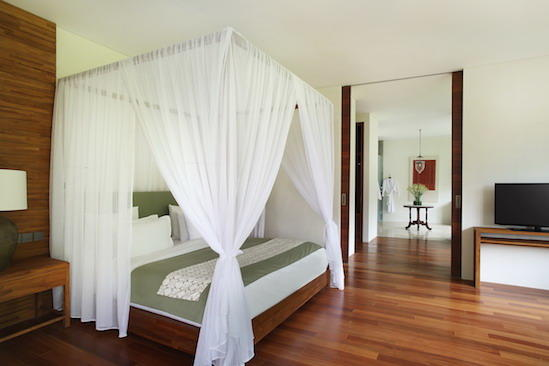 Alila Ubud - Accommodation - Terrace Tree Bedroom 03