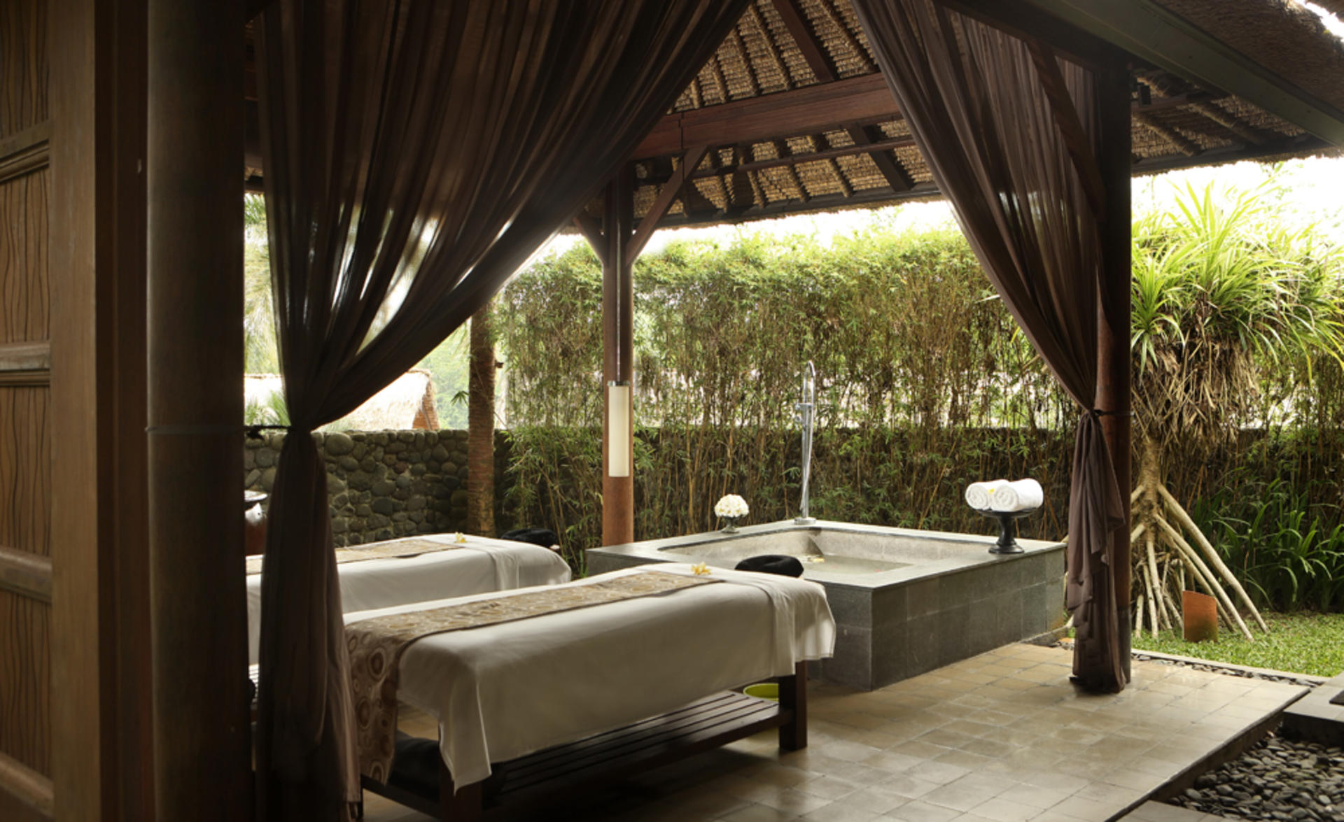 Alila ubud gha for Health spa vacations for couples