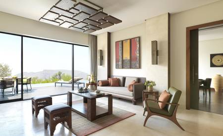 AnantaraJabalAkhdar _ One _ Bedroom _ Cliff _ Pool _ Villa _ Bedroom
