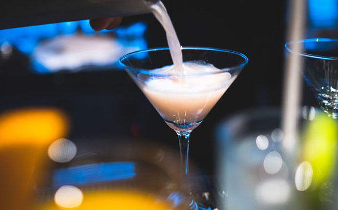 Cocktail Master Class mit Canape 2019