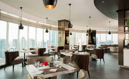 1_AN Sathorn Bangkok_Kasara Executive Lounge