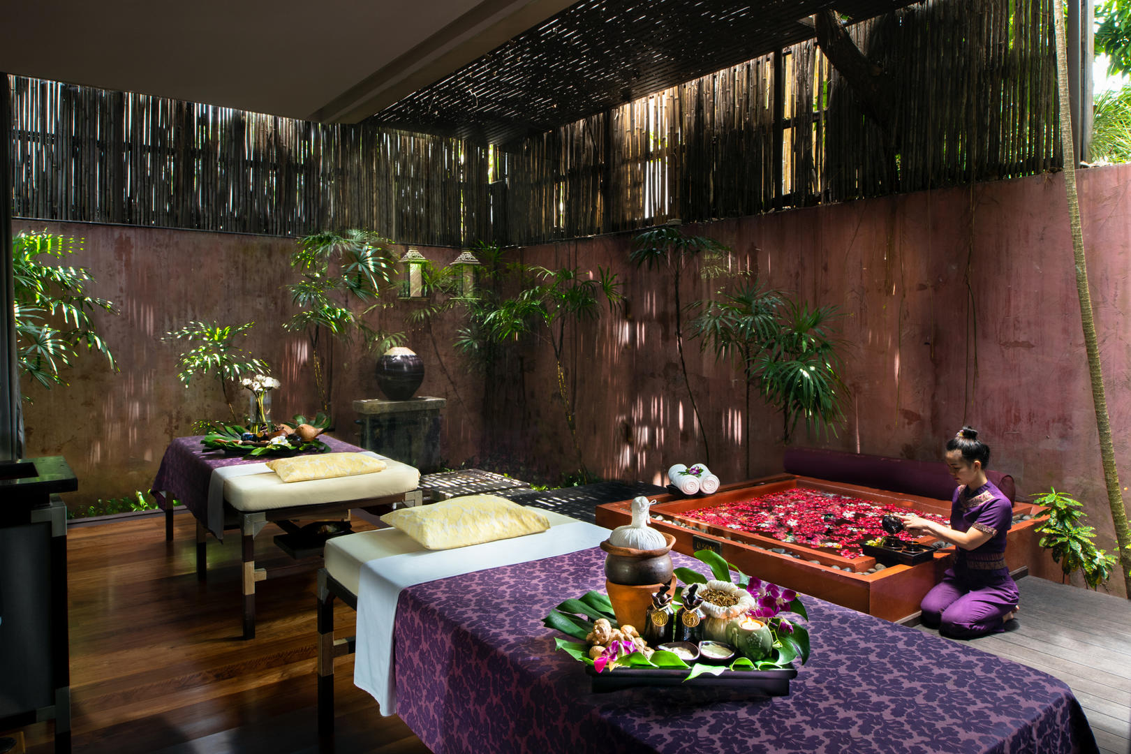 Anantara Bophut - Main - Spa