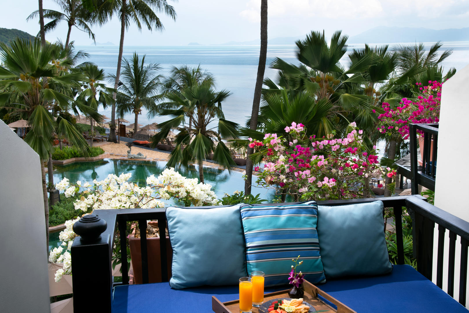 Anantara Bophut - Rooms - Deluxe Sea view