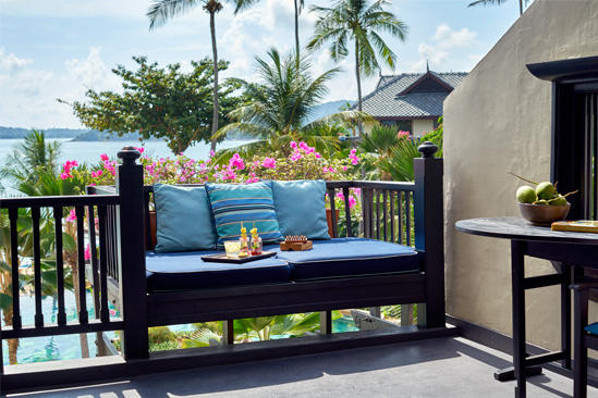 Anantara Bophut - Rooms - Sea View Suite