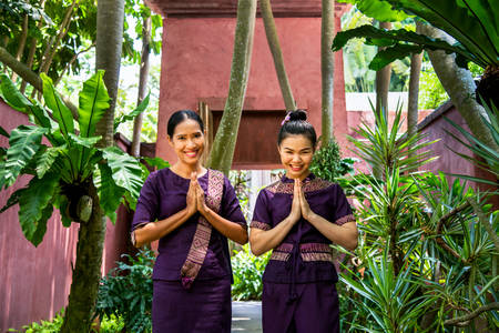 Anantara Bophut Signature Massage April 2019