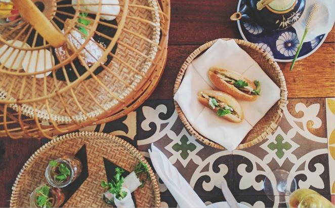 Vietnamese Afternoon Tea with Sparkling Wine 2019