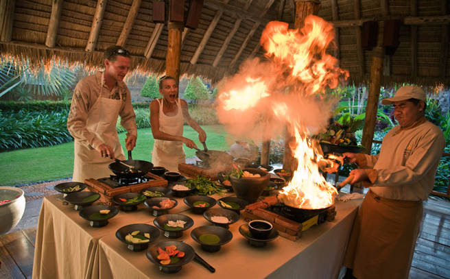 Thai Cooking Class Anantara Hua Hin Resort Global