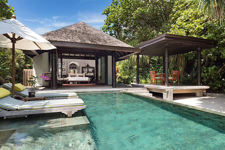 Beach Pool Villa 549x366