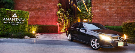 One Way Luxury Airport Transfer