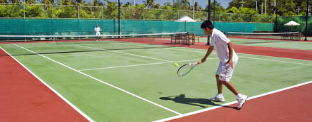 Private Tennis Lessons for Two