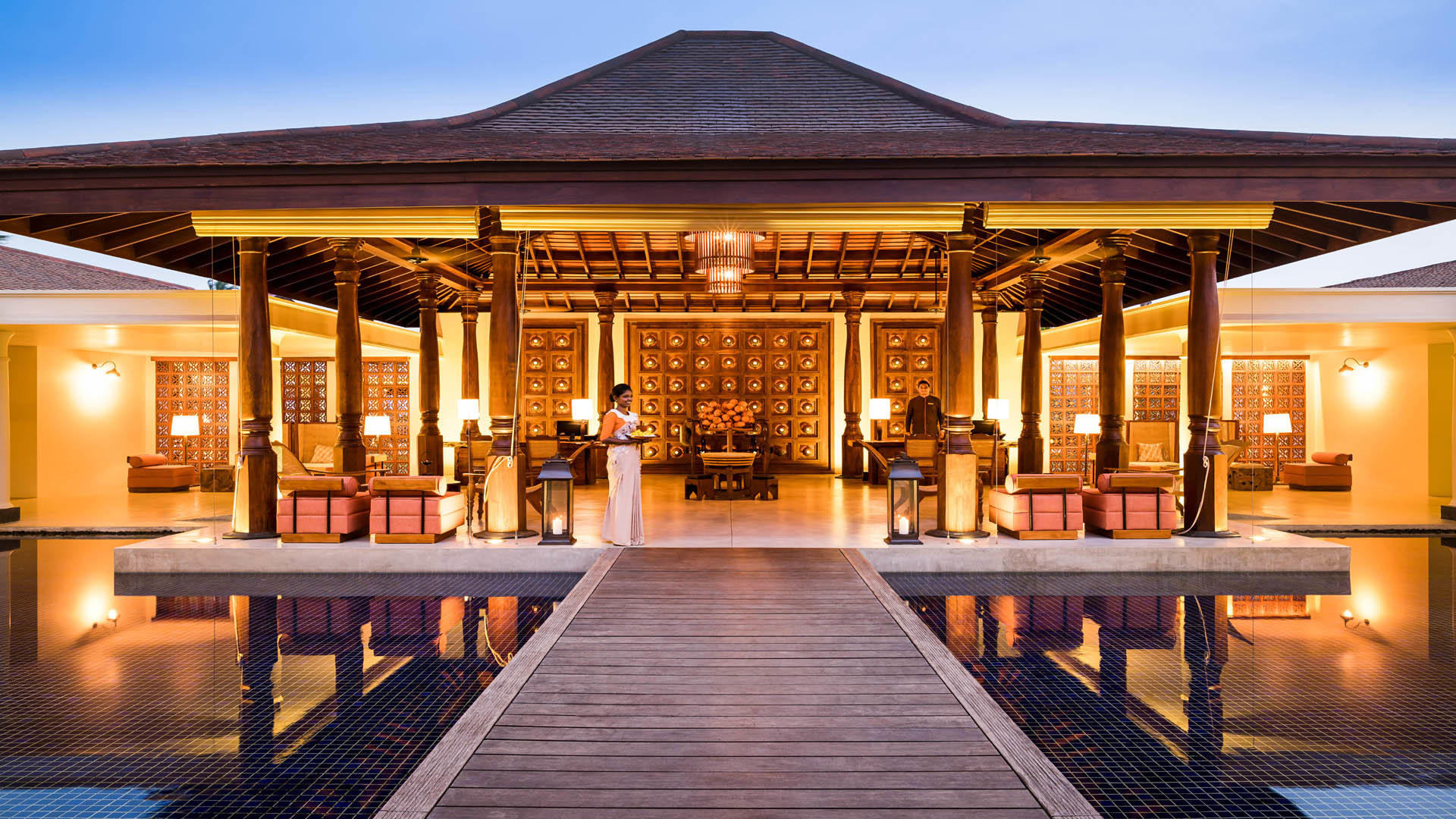 Anantara _ Resortlobby