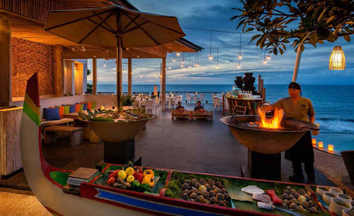 Anantara _ Uluwatu _ Bali _ Resort _ Splash _ Restaurant
