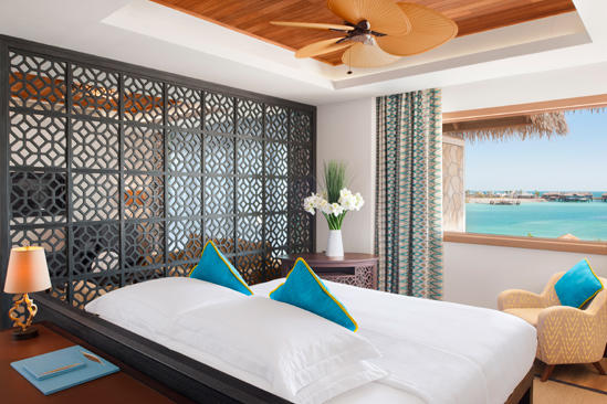 Anantara _ Doha _ Junior _ Suite _ Bedroom