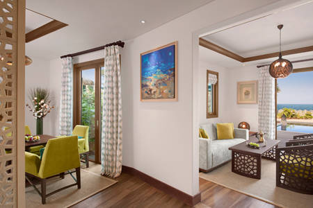 Anantara _ Doha _ Two _ Bedroom _ Luxury _ Sea _ View _ Pool _ Villa