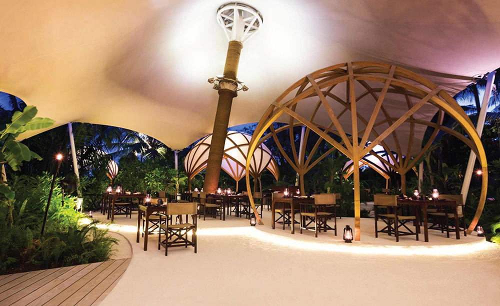 Anantara _ Niyama _ Private _ Islands _ Tribal _ Restaurant