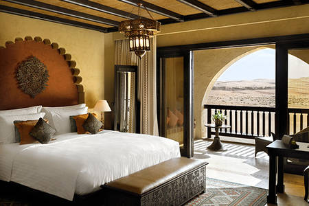 Qasr _ Al _ Sarab _ 豪华 _ Balcony _ room
