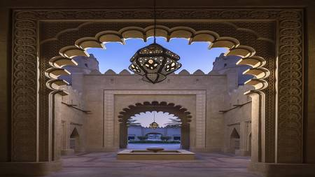 Qasr_Al_Sarab_Desert_Resort_by_Anantara_Exterior_View_Entrance_Archway