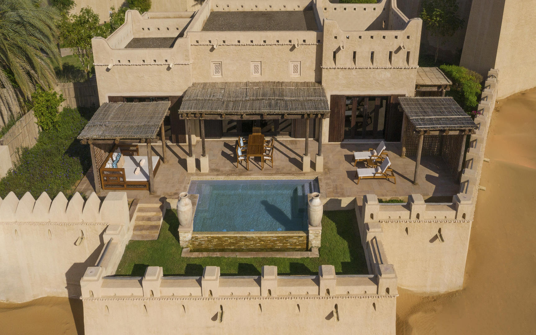 Qasr_Al_Sarab_Desert_Resort_by_Anantara_Guest_Room_Two_Bedroom_Villa_Exterior_View