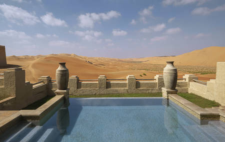 Qasr_Al_Sarab_Desert_Resort_by_Anantara_Guest_Room_Two_Bedroom_Villa_Outdoor_Pool_Desert_View