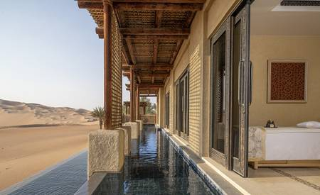 Qasr_Al_Sarab_Desert_Resort_by_Anantara_Spa_Spa_Exterior_Pool_Desert_View