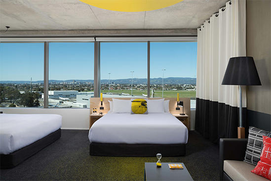 Atura_ Adelaide _Airport_Deluxe Twin-Atura- Adelaide -Airport