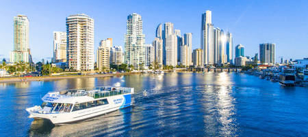 Gold Coast Buffet Lunch Sightseeing Cruise