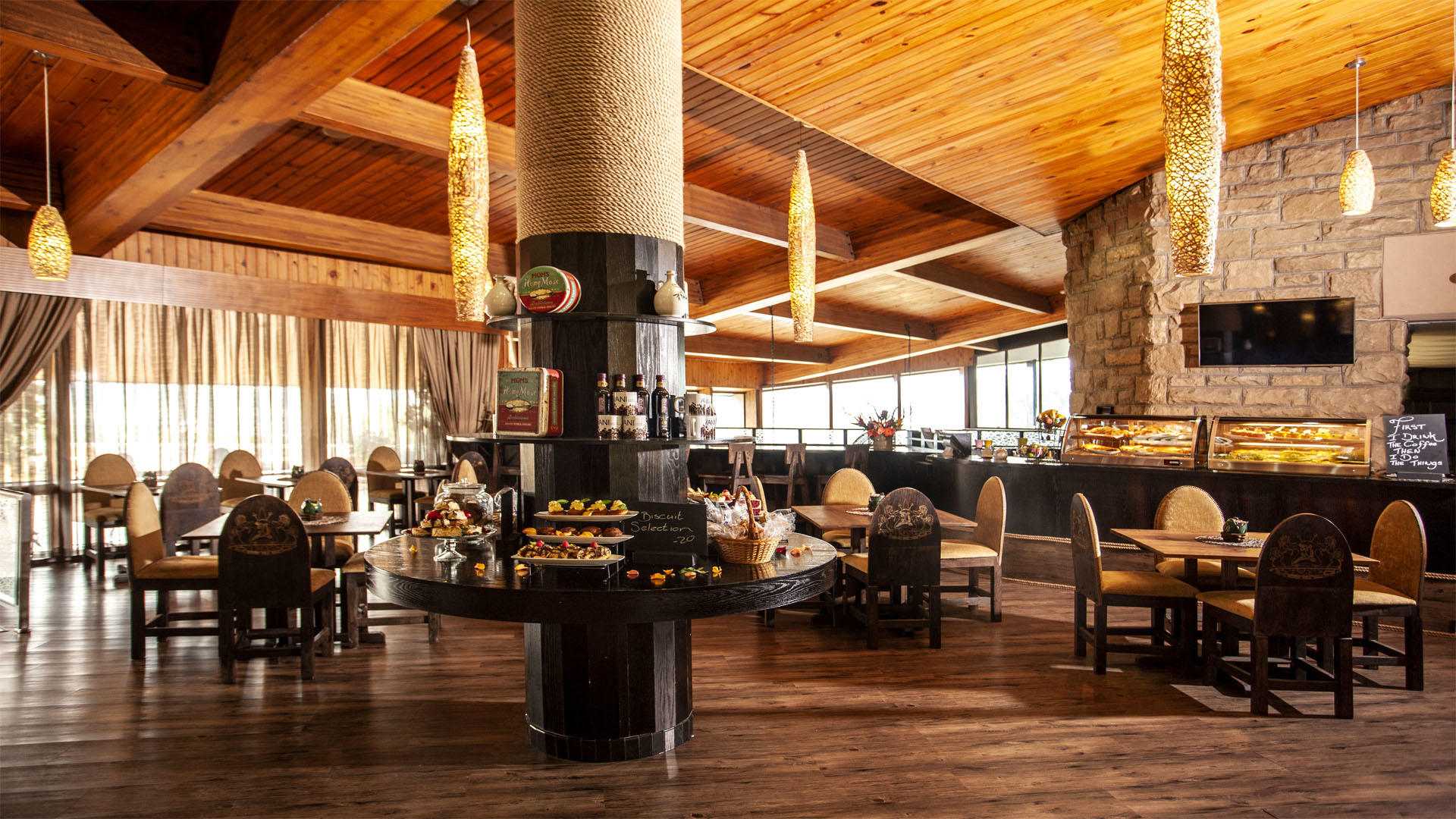 AVANI_Lesotho_Hotel_&_Casino_Coffee_Shop