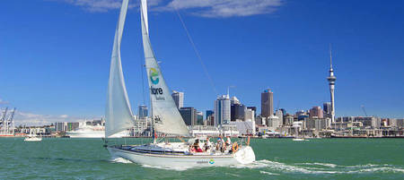 Auckland Harbour Afternoon Sailing Cruise