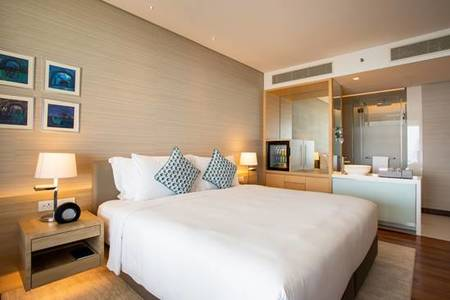 R11_One_Bedroom_ suite _King_Bed_with_Bathroom
