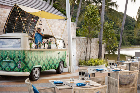 AVANI _ Samui _ The _ Beverage _ Pool _ Truck