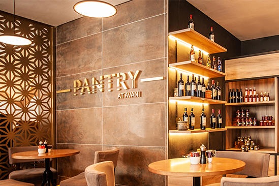 AVANI Windhoek Hotel & Casino _Pantry