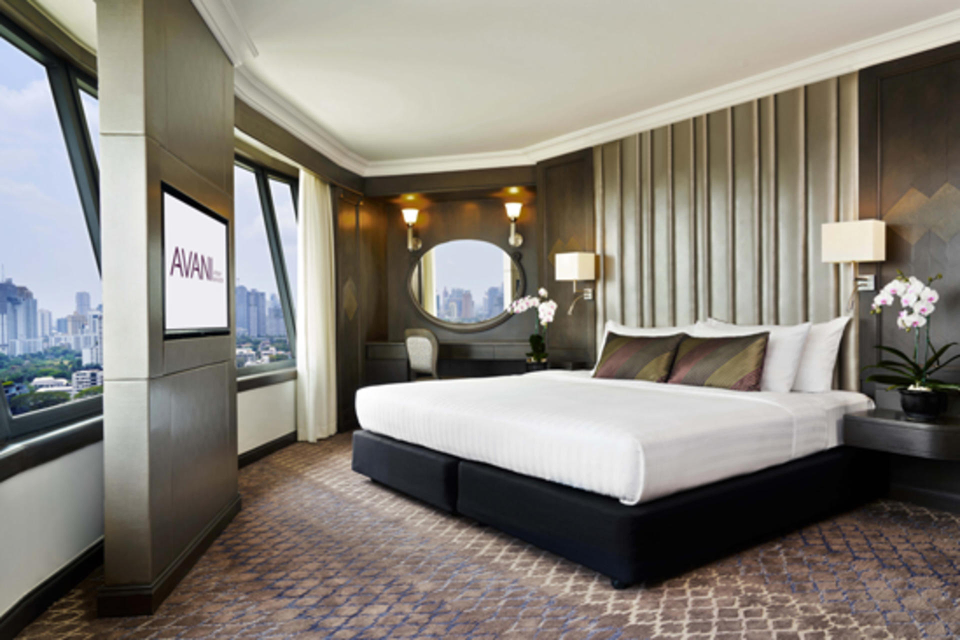 AVANI Atrium Grand Executive Suite