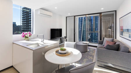 AVANI Central Melbourne Residence_1BedroomSuperiorSuite_Lounge