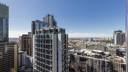 AVANI Central Melbourne Residence_View
