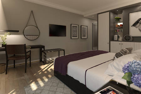 AVANI GABORONE BEDROOM - AVANI ROOM