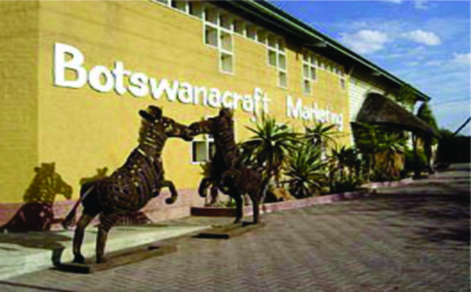 Discover Botswana Craft and Lunch 2019