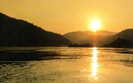 Sunset Cruise for Two on the Mekong River_Platinum