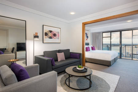 AVANI Metropolis Auckland​_One Bedroom Suite