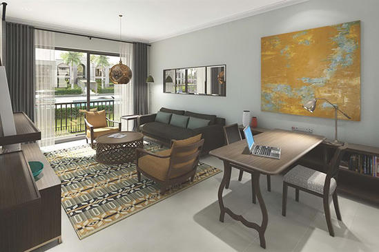 AVANI _ Prmba _ AVANI _ Three _ Bedroom _ Garden _ Apartment