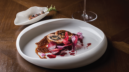 "Lunch ""Inspiration Menu"" with Signature Welcome Drinks for two at Cote by Mauro Colagreco"