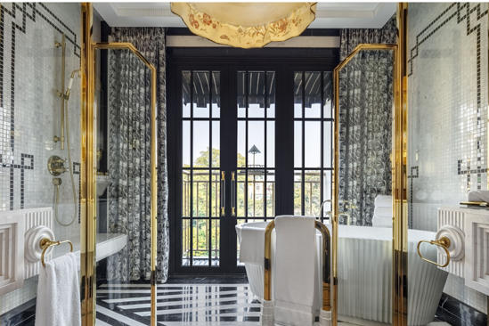Capella Hanoi - Grand Opera Suite - Bathroom