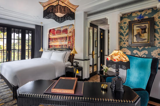 Capella Hanoi - Junior Suite