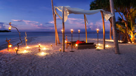 Cenizaro_ResidencesMaldives_Beach-晚餐