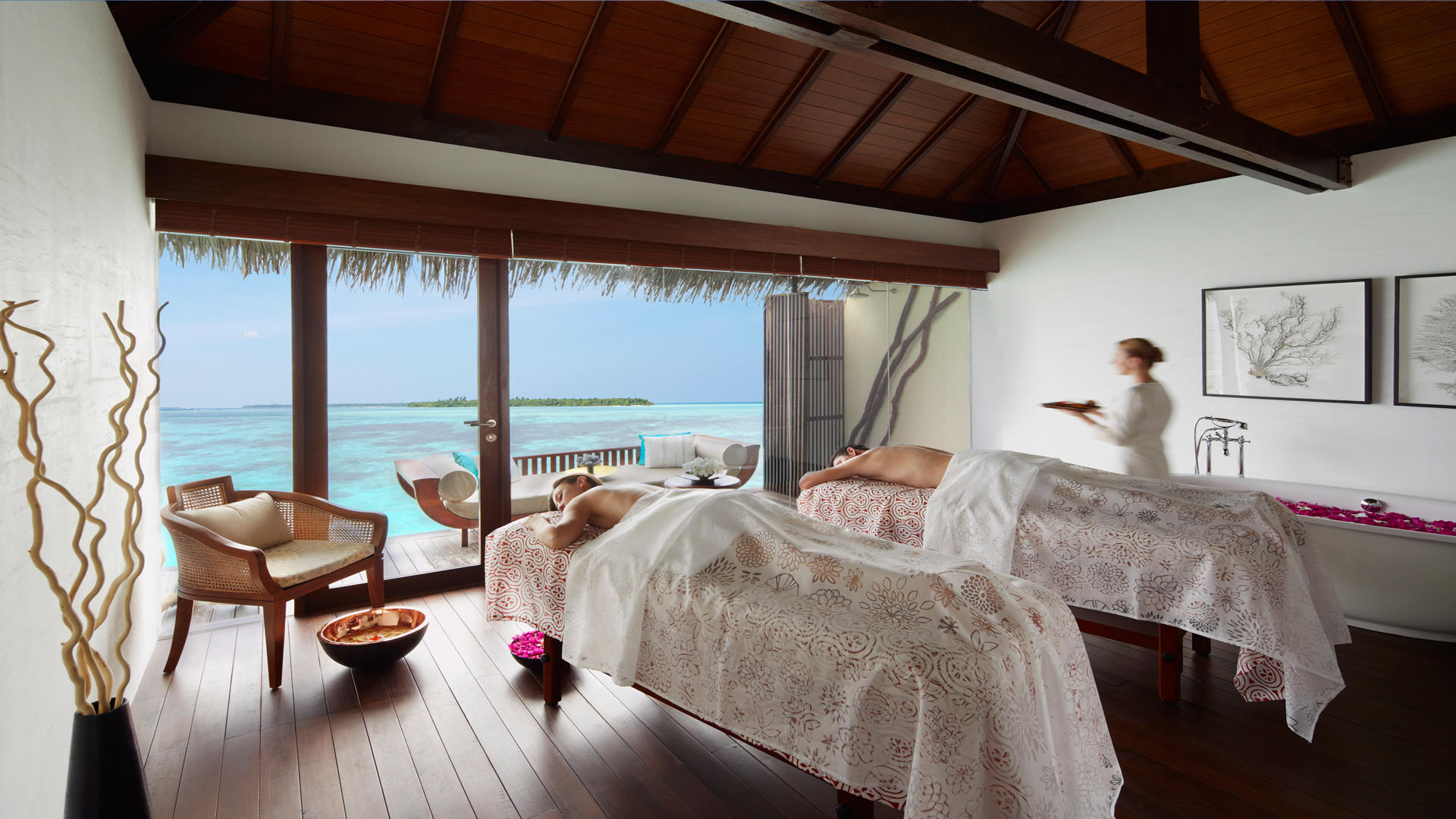 Cenizaro_ResidencesMaldives_Couple-Spa-Behandlung