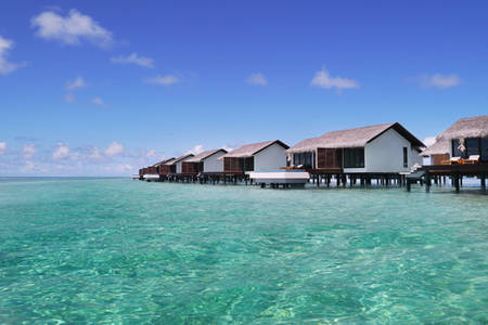 Cenizaro_ResidencesMaldives_One — — 卧室 — — 水 — — 别墅